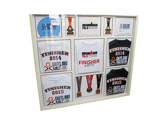 How To Frame A Shirt >> Sport Shirts And Memorabilia Nuneaton S Picture Framer